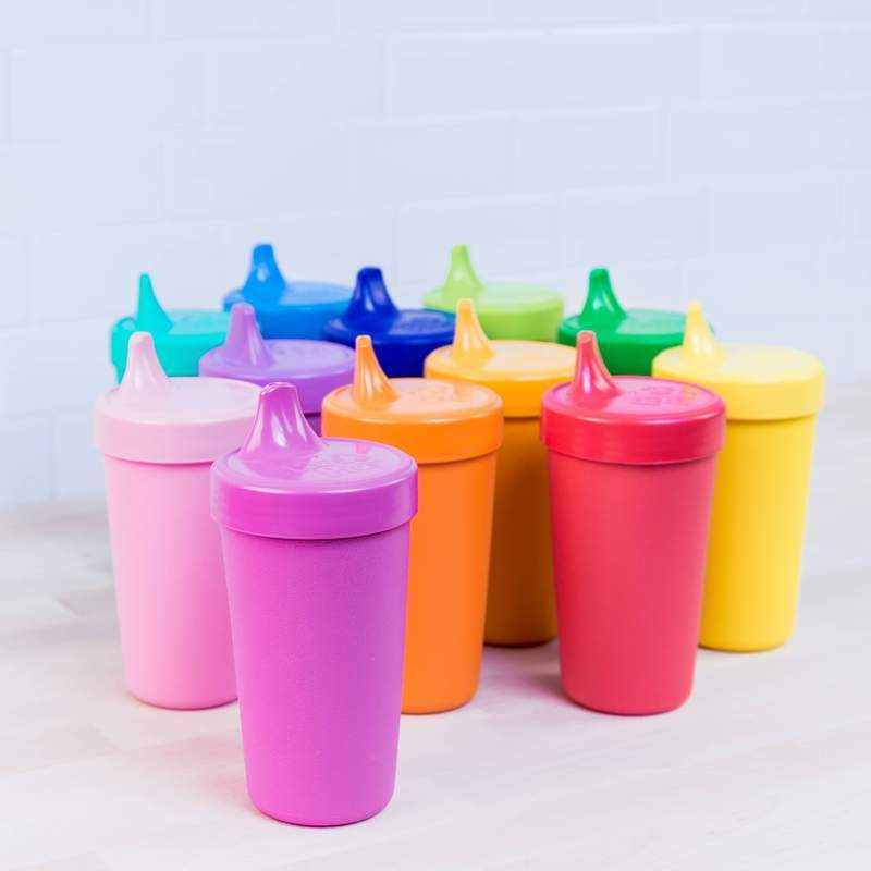 Re-Play Cups Make No Spills a Reality!