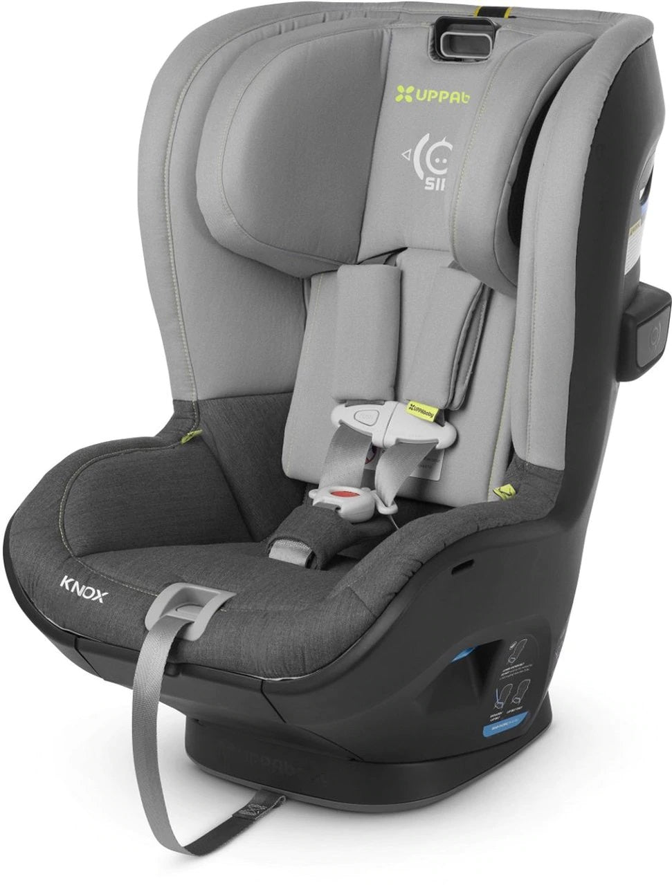 The NEW UPPAbaby KNOX and ALTA Car Seats