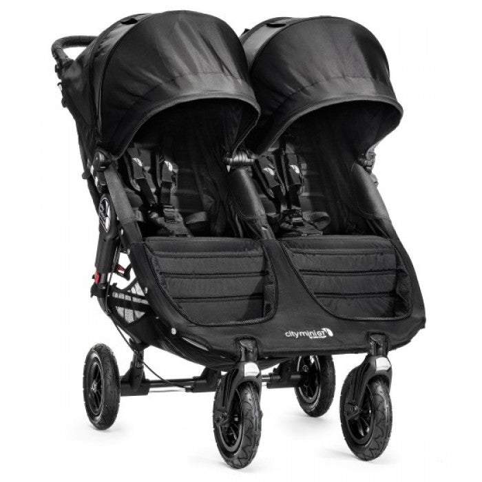 Reasons to Love the Baby Jogger City Mini GT Double Stroller