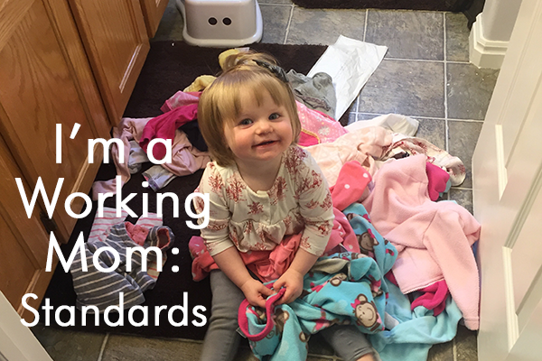 I'm a Working Mom: Standards