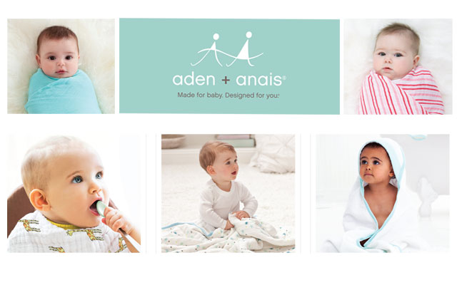 Aden and Anais: More Than Just Swaddles