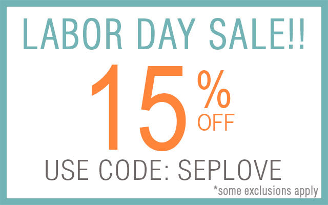 Labor Day Sale on the Best Baby Gear!!