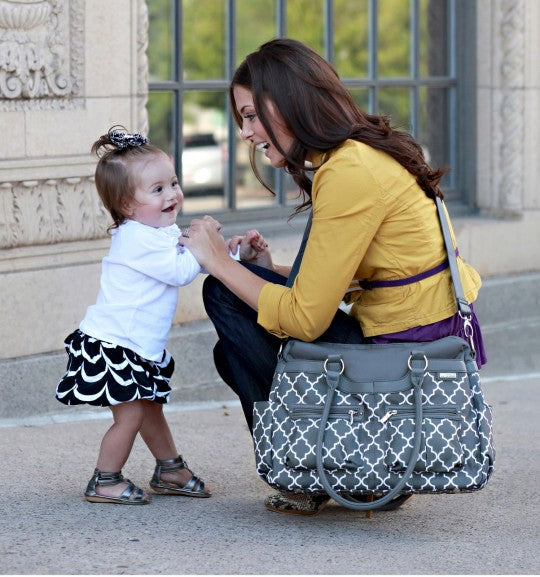 Diaper Bags Featured By JJ Cole