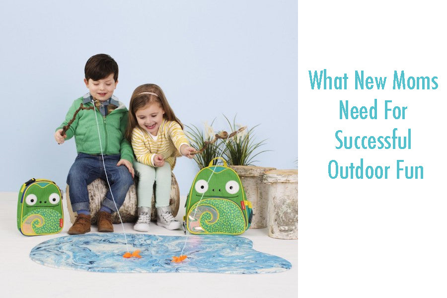 What New Moms Need For Successful Outdoor Fun