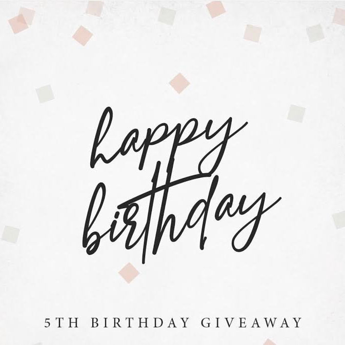 The 75K Baby Cubby Birthday Giveaway!