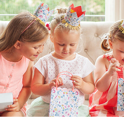 Meri Meri: A Little Girl's Ultimate Birthday Party