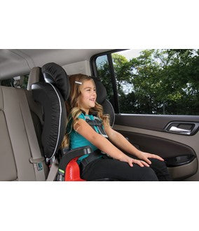 Booster Seats: When to Switch and General Tips!