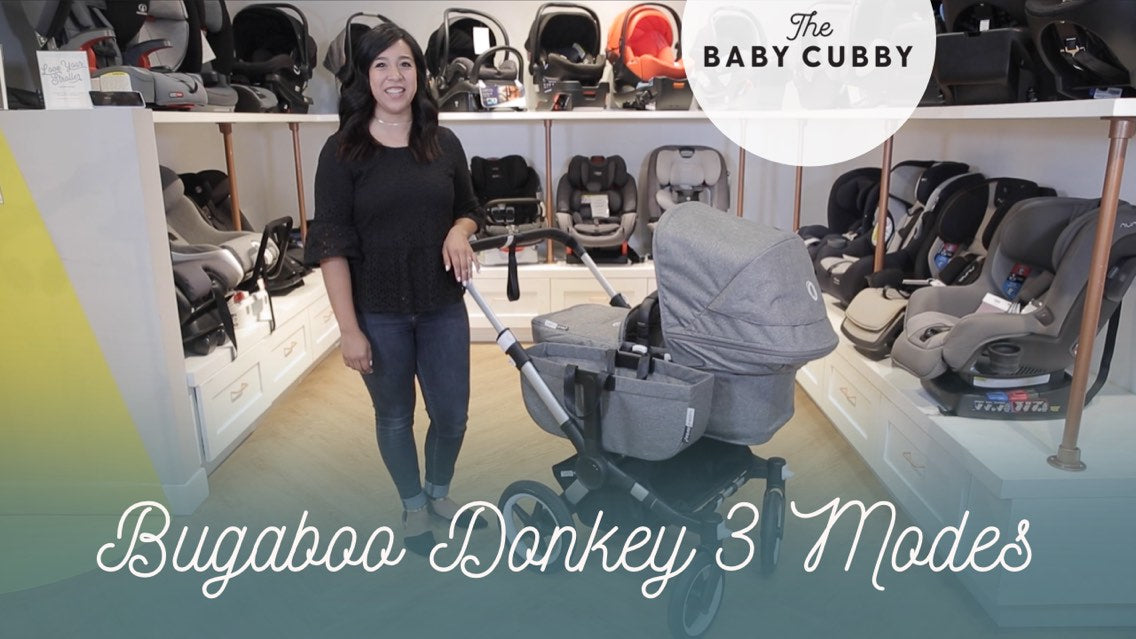 Video: Bugaboo Donkey 3—Three Modes for Any Parent
