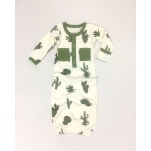 L'ovedbaby Organic Cotton Gown