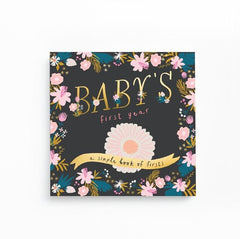 """Lucy Darling """"Baby's First Year Memory Book - Blossoms"""""""