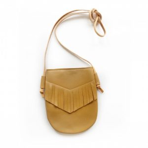 The Mighty Co. Fringe Purse