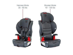 Britax grow with you harness 2 booster car seat