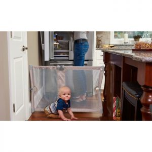 Navigate Portable Baby Gate System