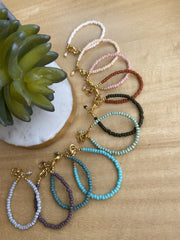 Quill + Goose Stackable Bracelets