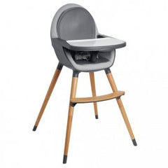 Sit to Step High Chair- Grey
