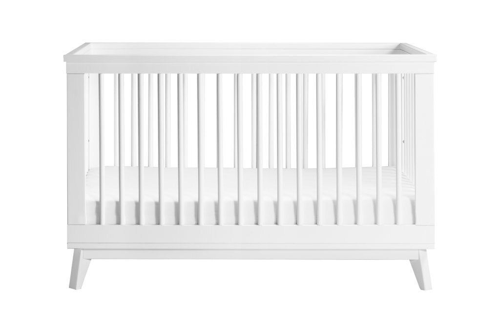 Scoot 3-in-1 Convertible Crib with Toddler Bed Conversion Kit - BLET