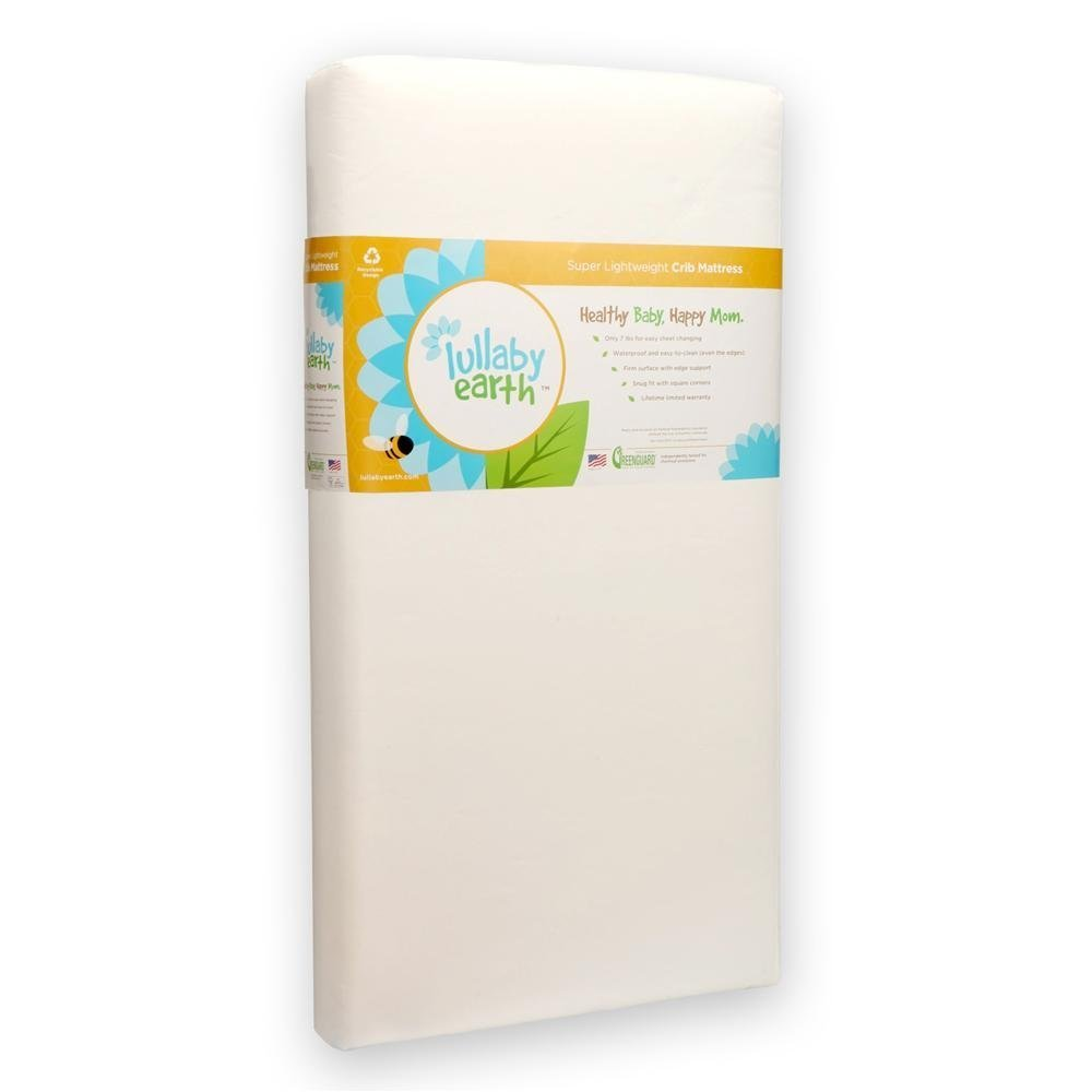 Super Lightweight Crib Mattress - LULL