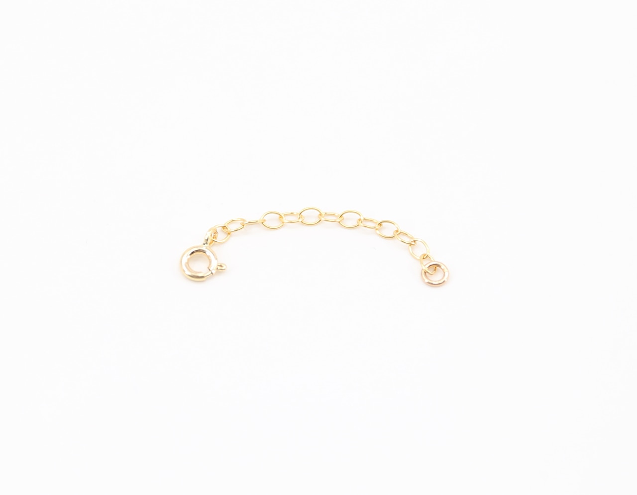 Gold Filled Detachable Chain Extender - MBM