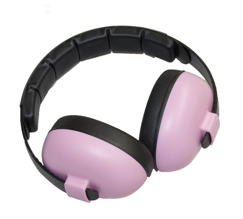 Infant Earmuffs - Petal Pink - BNZ