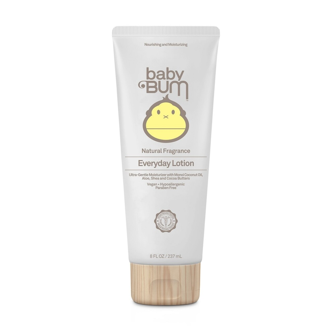 Everyday Lotion - Naturally Scented - BBUM