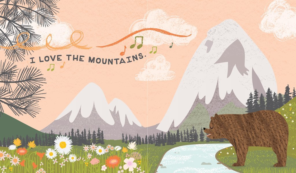 I Love the Mountains - LUCYD