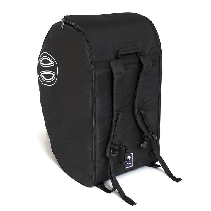 Doona Black Padded Travel Bag