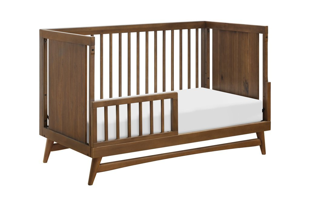 Peggy 3-in-1 Convertible Crib with Toddler Bed Conversion Kit - BLET