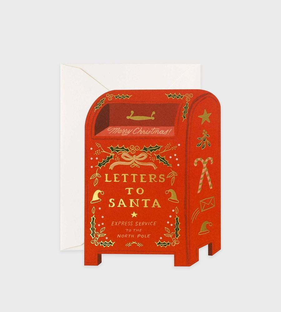 Letters to Santa Card - RIFPC - CLEARANCE