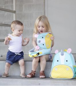 Zoo Pack Little Kid Backpacks - Unicorn