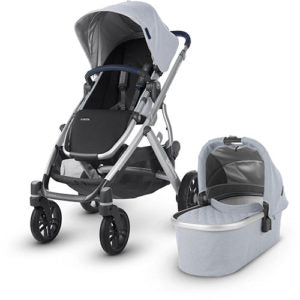 UPPAbaby VISTA Stroller and Rumbleseat- William
