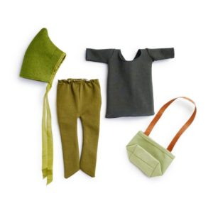Outfit Set - Elf Costume