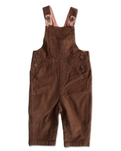Me and Henry Corduroy Overall - Baby Cubby