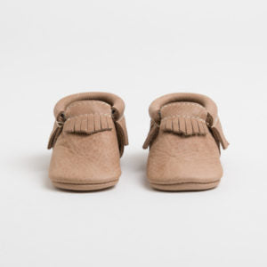 Freshly Picked Moccasins - Weathered Brown