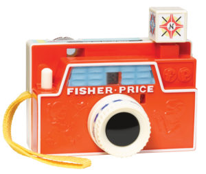 Schylling Fisher Price Picture Disc Camera