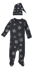 Frost Organic Overall and Cap Set