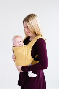 Happy Baby Carrier - Golden