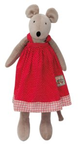 Moulin Roty Mini Mouse Plush Toy