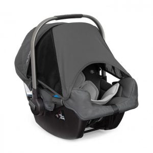 Nuna Pipa Classic Infant Car Seat (showing Dream Canopy)