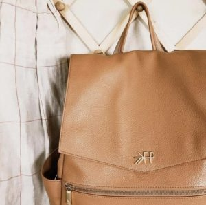 Freshly Picked Diaper Bag- Butterscotch
