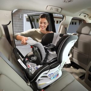 Britax ClightTight Installation Technology