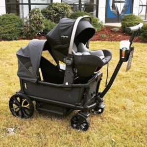 Veer Cruiser with Infant Car Seat Adapter