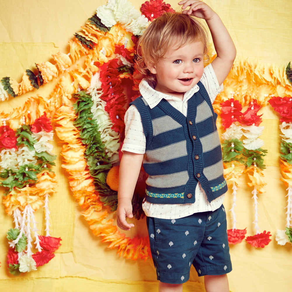 Spring and Summer 2015 Tea Collection Boys Line