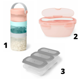 Skip Hop Snack Containers<br />