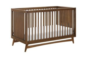 Peggy 3-in-1 Convertible Crib with Toddler Bed Conversion Kit