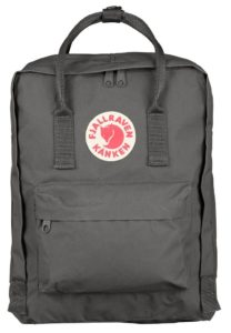 Fjallraven Kanken Classic Backpack= Super Grey
