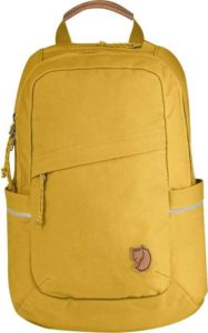 Fjallraven Raven Mini Backpack- Ochre