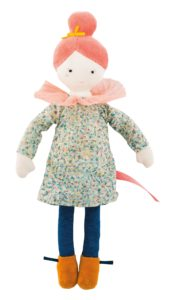 Moulin Roty Agathe Parisienne Doll - Baby Cubby