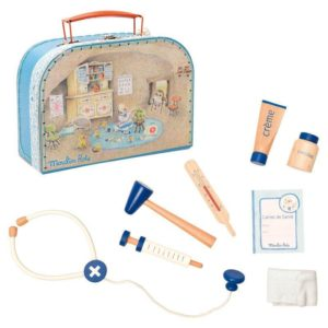 Moulin Roty Valise Doctor Kit - Baby Cubby