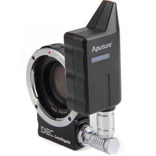 Aputure DEC LensRegain Follow Focus Adapter for MFT (EF to MFT)