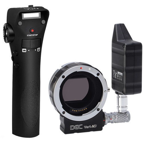 Aputure DEC Vari-ND Wireless Lens Adapter (EF/EF-S to MFT-Mount)